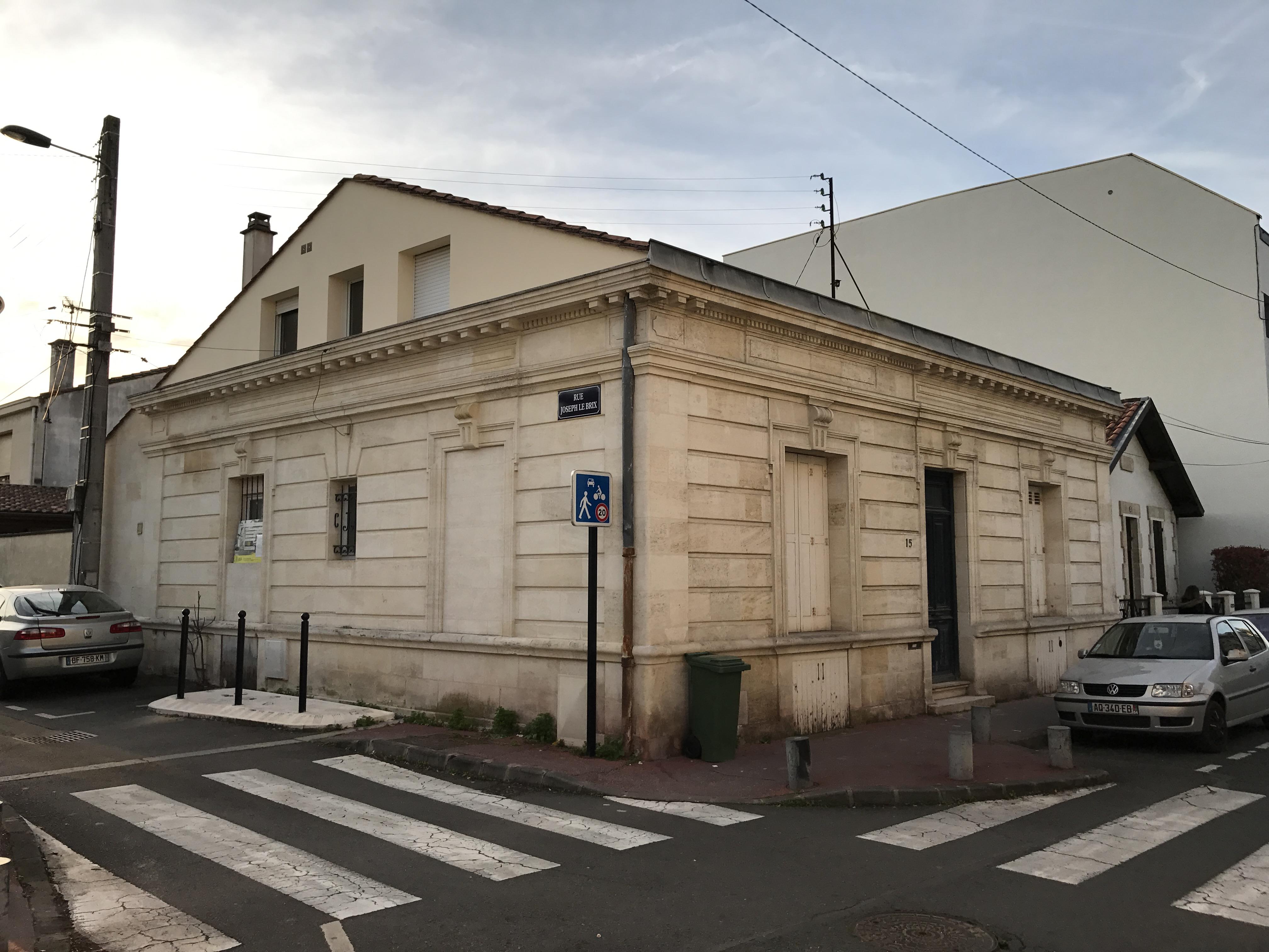 Bordeaux saint augustin br3 bordeaux recherche for Agence immobiliere bordeaux saint augustin